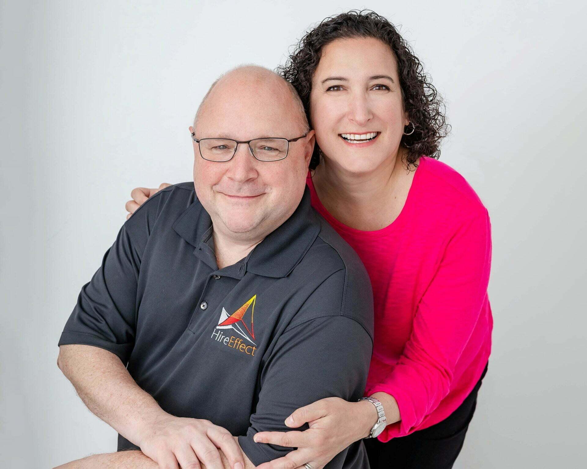Jennifer & Chris Scott - Owners of HireEffect